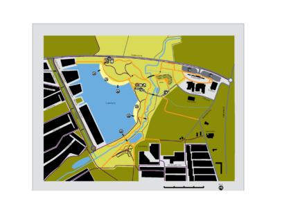 Fuglsang Sø, boligområde, Herning