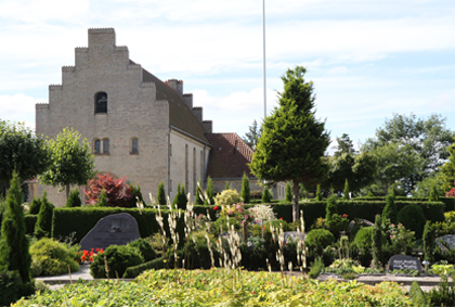 Kristrup Kirkegård