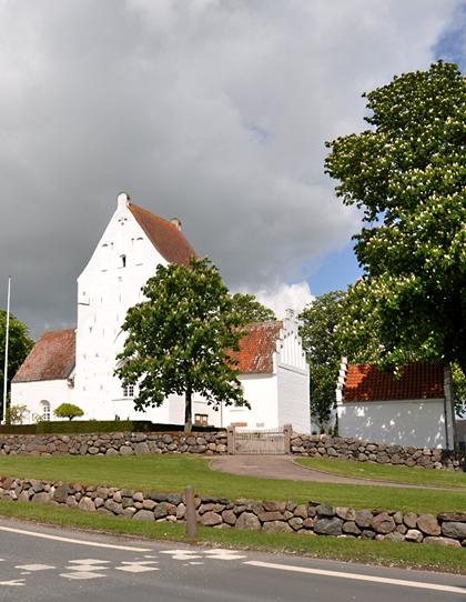 Sdr. Nærå Kirkegård