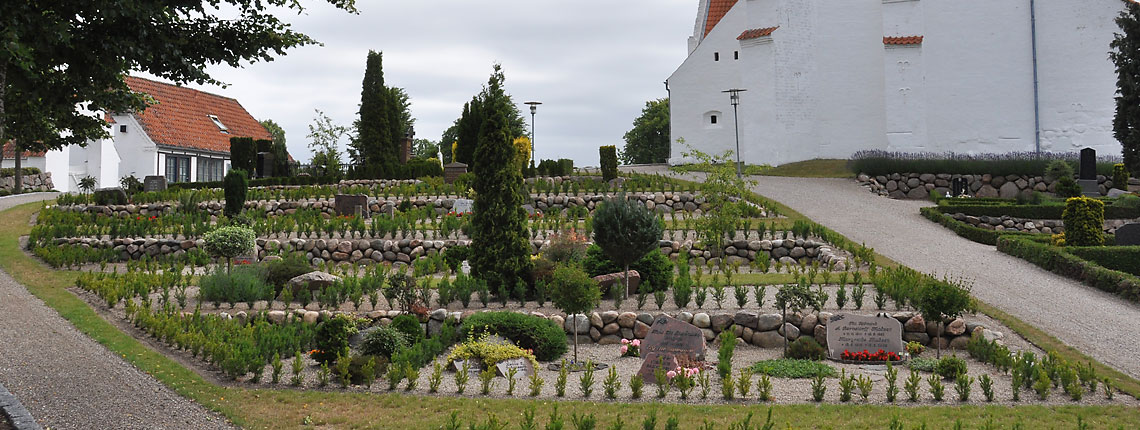 Pårup Kirkegård