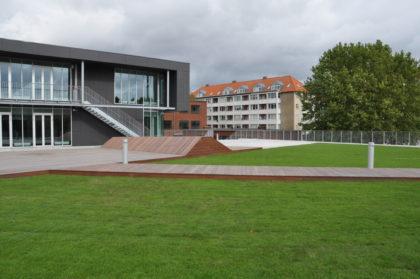 Tagensboskolen skolegård