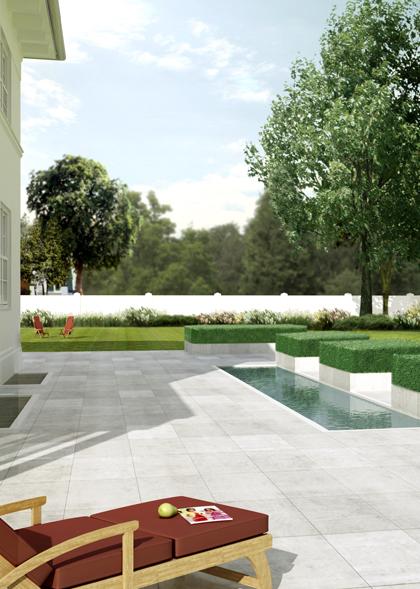 Privat have i Vedbæk