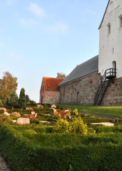 Øster Bjerregrav Kirkegård