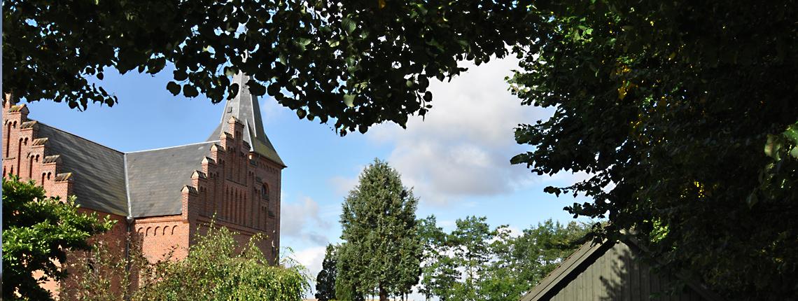 Padesø Kirkegård