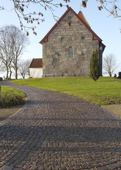 Øls Kirke – Nye stier