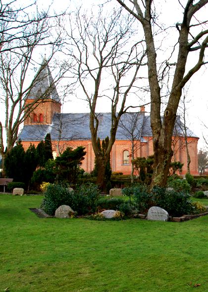 Øster Hassing Kirkegård
