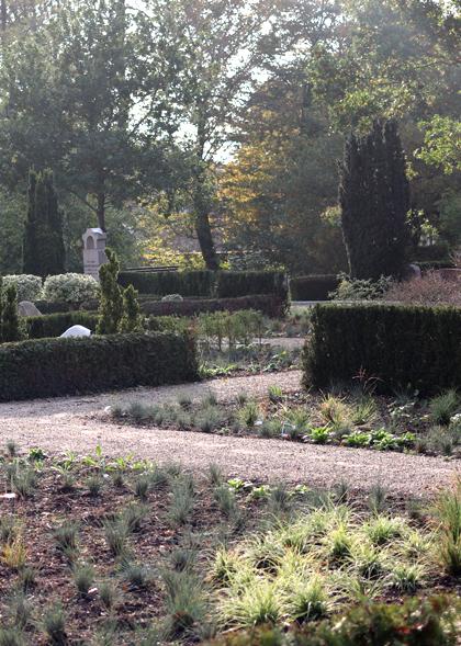 Arnborg kirkegård