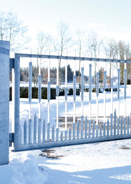 Grene Kirkegård – Låger