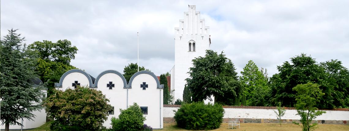 Vråby Kirkegård