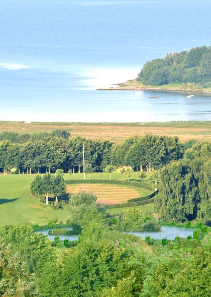 Rønde Bypark – Klimatilpasning