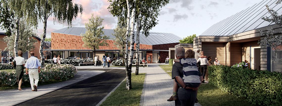 Plejehjem Ny Grønningen
